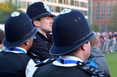 Den brittiska polisen man arkivfoto