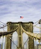 Den Brooklyn bron Royaltyfria Bilder