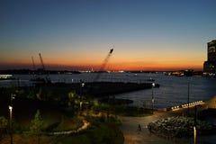 Den Brooklyn bron parkerar 2 Arkivbilder