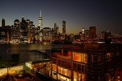 Den Brooklyn bron parkerar 11 Royaltyfria Foton