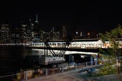 Den Brooklyn bron parkerar 73 Royaltyfria Bilder