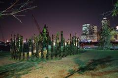 Den Brooklyn bron parkerar 81 Royaltyfri Fotografi