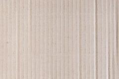 Den bruna pappers- asken är tom abstrakt pappbakgrund Fotografering för Bildbyråer