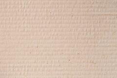 Den bruna pappers- asken är tom abstrakt pappbakgrund Arkivbilder