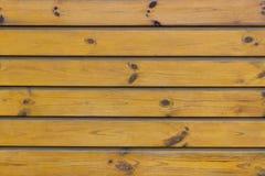Den bruna wood texturen Arkivbilder