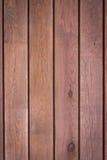 Den bruna wood texturen Fotografering för Bildbyråer