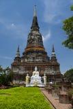 Den Buddha statusen Royaltyfri Bild