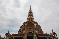 Den buddistiska kyrkan Arkivfoton