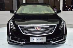 Den Cadillac CT6 bilen Royaltyfri Fotografi