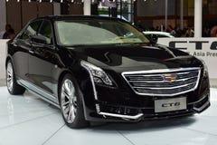 Den Cadillac CT6 bilen Arkivbild