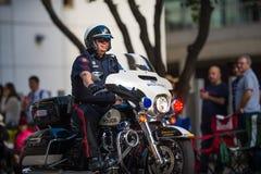 Den Calgary polisen staden av Calgary Royaltyfri Fotografi