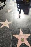 Den Carol Bayer Sagers stjärnan på Hollywood går av berömmelse Arkivbilder