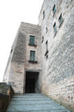 Castel dell'Ovo Royaltyfri Foto