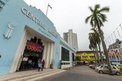Den centrala marknaden Fotografering för Bildbyråer