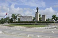 Den Che Guevara mausoleet i Santa Clara, Kuba Arkivfoto
