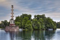 Den Chesme kolonnen Royaltyfri Foto