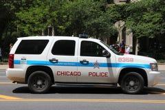 Den Chicago polisen Arkivfoton
