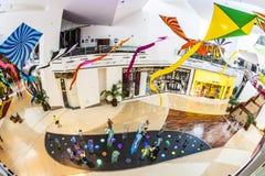 Den Chrystals gallerian i Las Vegas Royaltyfri Fotografi