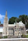 Den Cologne domkyrkan i Mini Siam parkerar i den Pattaya staden Arkivbilder