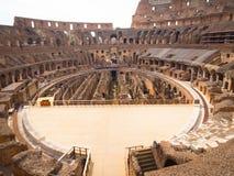 Den Colosseum antikviteten fördärvar royaltyfri bild