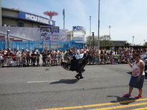 Den Coney Island sjöjungfrun 2013 ståtar 158 Royaltyfria Bilder