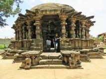 Den copeshwar templet Arkivfoto