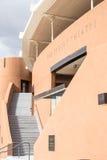 Den Crosby teatern, Santa Fe som är ny - Mexiko Royaltyfria Foton