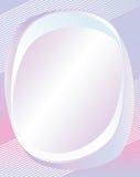 Den dekorativa vektorn inramar Fotografering för Bildbyråer