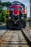 Den diesel- åldern Royaltyfri Fotografi