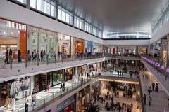 Den Dubai gallerian Royaltyfri Bild