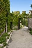 Den Duino slotten, Italien Royaltyfri Bild