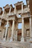 Den Ephesus antikviteten fördärvar av den forntida staden fotografering för bildbyråer