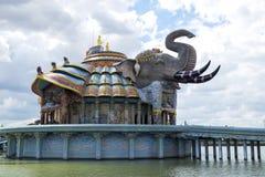 Den erawan elefanten Royaltyfri Bild
