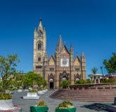 Den Expiatorio kyrkan - Guadalajara, Jalisco, Mexico Fotografering för Bildbyråer