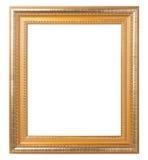 den extra illustratören för guld för ramen för Adobeeps-formatet inkluderar arkivfoto