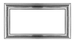 den extra illustratören för guld för ramen för Adobeeps-formatet inkluderar Isolerat på vit royaltyfri bild