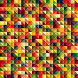 Den färgrika abstrakt begrepp mönstrar Royaltyfri Fotografi
