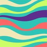 Den färgrika vågen med Tosca bakgrund, kan användas som en bakgrund eller en modell vektor illustrationer