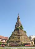Den fördämning i Vientiane, Laos Royaltyfria Foton