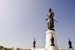 Den första Thailand konung royaltyfri foto