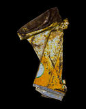 Den fann återanvända konst krossade läsken kan avnötningsprodukter Arkivbilder