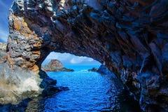 Den fantastiska ön av madeiran Arkivbilder