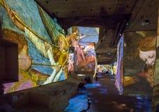 Den fantastiska och underbara världen av Bosch, Brueghel och Arcimboldo Royaltyfria Bilder