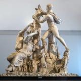 Den Farnese tjuren royaltyfri fotografi