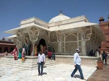 Den Fatehpur sikrien i Agra är den mest viktiga delen av ditt liv royaltyfri bild