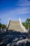 Den forntida bron, royaltyfri fotografi