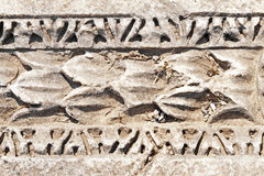 den forntida ephesusen mönsan kalkonen Arkivfoton