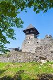 den forntida fästningen fördärvar Royaltyfri Foto