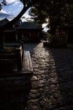 Den forntida staden av Lijiang Arkivfoton