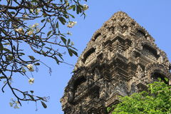 Den forntida templet Arkivbilder